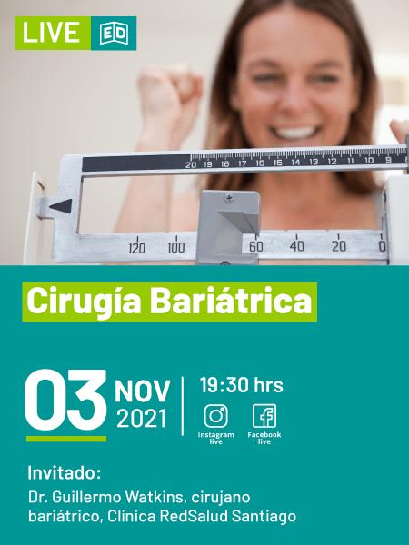 Cirugía Baríatrica