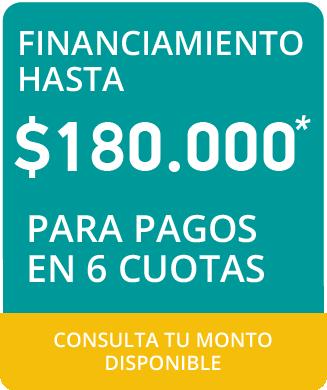 Pago Crédito Caja Los Andes
