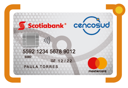 Pago Tarjeta Cencosud Scotiabank