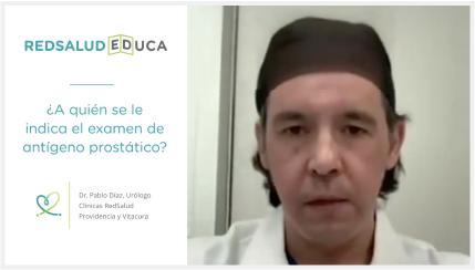 Video Antígeno prostático, ¿a quiénes y por qué?