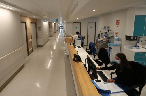 Hospitalización RedSalud
