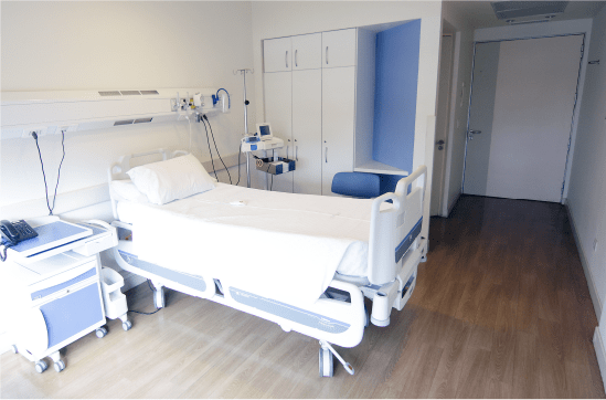 hospitalizacion RedSalud
