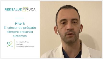 Video Mitos y verdades del Cáncer de próstata