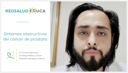Video Señales de alerta del Cáncer de próstata